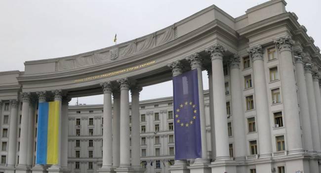 Енин: МИД Украины готовит ответ Лукашенко на его слова о «стоящих на коленях» украинцах