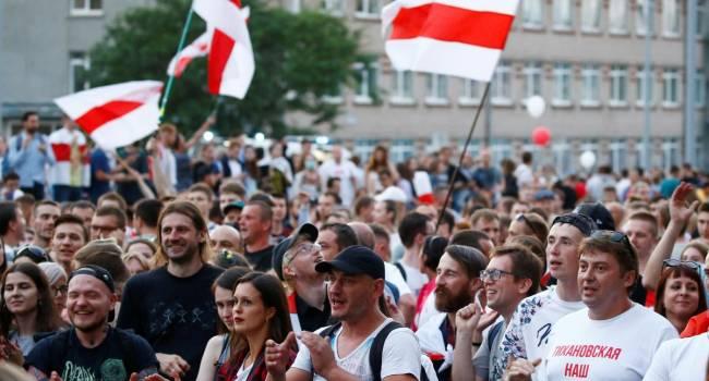 Оппозиция Беларуси еще не определилась с кандидатом на пост президента