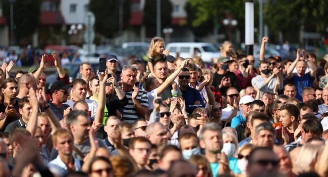 Журналист: сегодня самой горячей точкой на карте Беларуси стал Солигорск