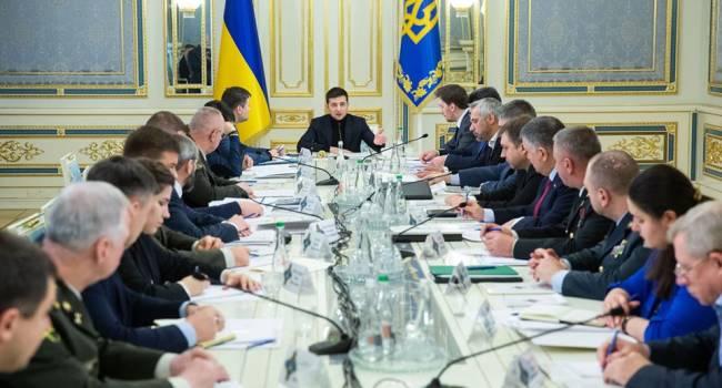 Украина увеличит финансирование потребностей национальной безопасности и обороны