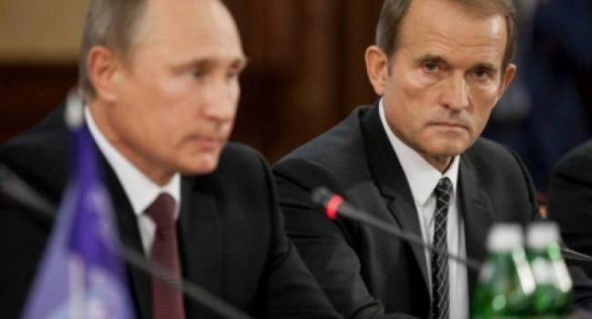 У Медведчука нет никакого бизнеса в РФ. Он полностью финансово зависит от Кремля – Казанский