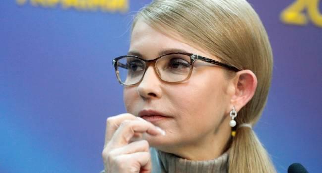 Журналист: деятельность Тимошенко – это самый лучший пример того, на что готов украинский политик, ради власти