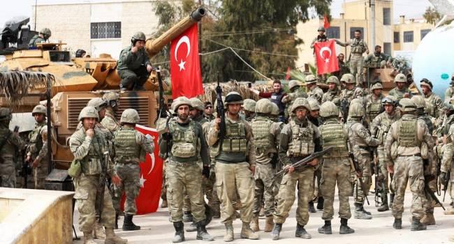 «Скоро в Сирии будет горячо»: Во время атаки на силы Турции погиб один военный – Минобороны