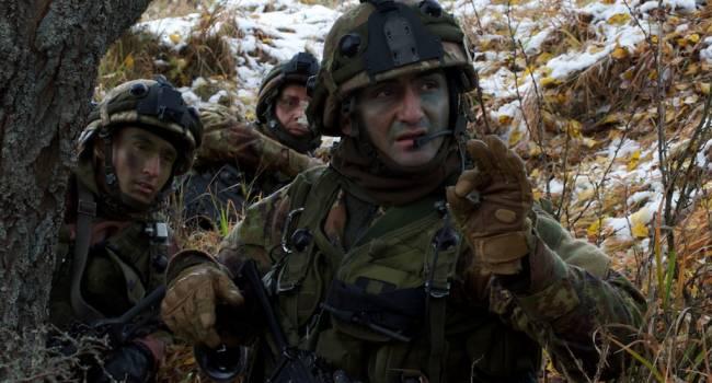 «Была дана команда из Москвы»: Боевики не могут самостоятельно принять решение о прекращении режима тишины – военкор