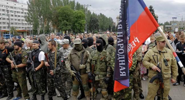 Бородай заявил о гибели двух боевиков «ДНР» на передовой
