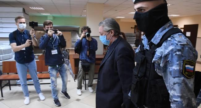 «Цирк не закончен, он продолжится»: Юрий Лоза предсказывает «бездарному Ефремову» больницу и домашний арест