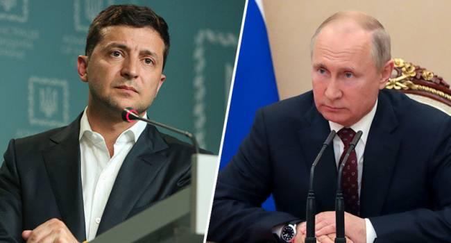 Политолог: при президенте Зеленском в Москве вариант мира в Украине никто даже не рассматривает