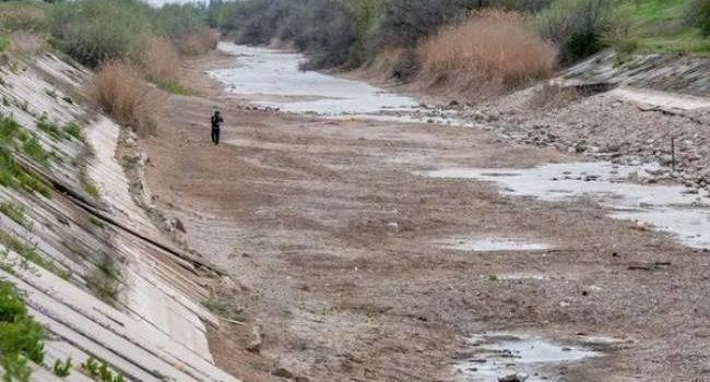 У Зеленского рассказали оккупантам, как обеспечить Крым водой