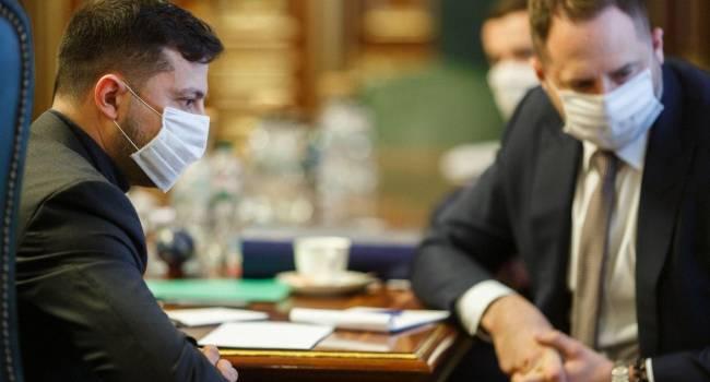 Береза: Не слишком ли дорого обходятся украинским налогоплательщикам кортежи, государственная дача и рекламные туры Зеленского с Ермаком?
