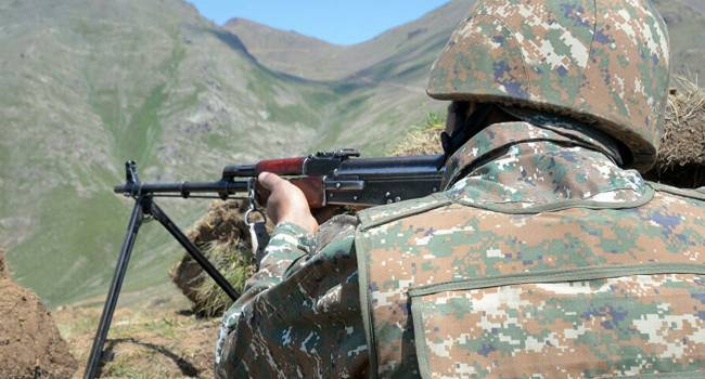 Войска Армении уничтожили за день около 200 бойцов Азербайджана – СМИ