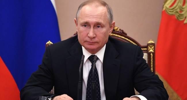 «Личные обстоятельства непреодолимой силы»: Соловей утверждает, что в 2022 году президента Путина не будет ни в российской, ни в международной политике