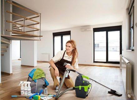 Быстрая и качественная уборка любых помещений