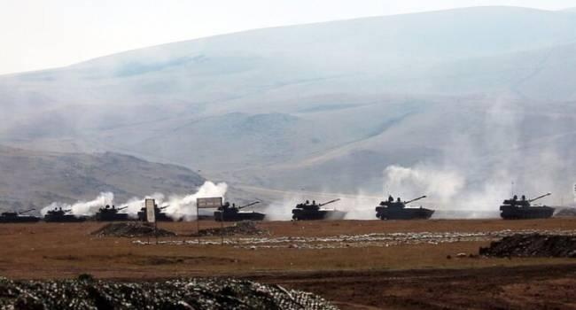 Азербайджан захватил армянские танки и намерен использовать их для наступления в Карабахе
