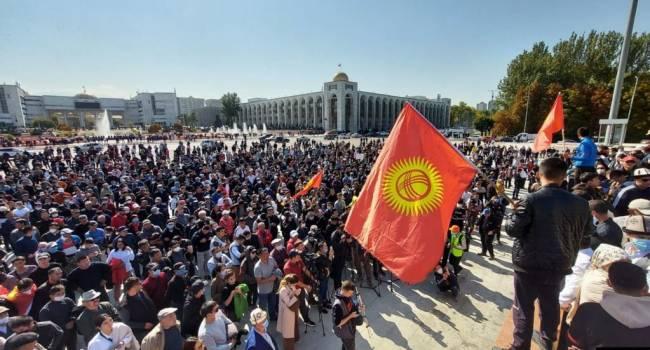 Береза: сравните происходящее в Кыргызстане с процессами в Беларуси и посмотрите на результат