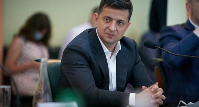 Зеленский заявил, что не видит перспектив объединения украинцев вокруг языка