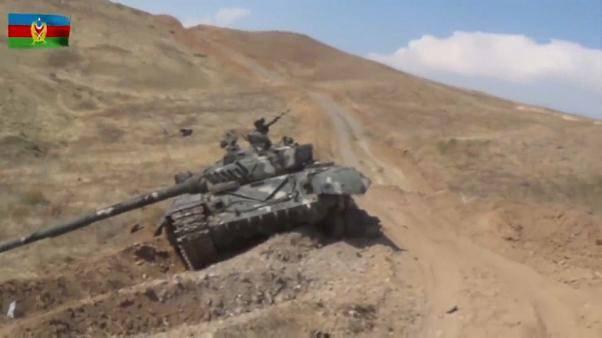 «Азербайджан дает жару»: Армения потеряла территории в Нагорном Карабахе