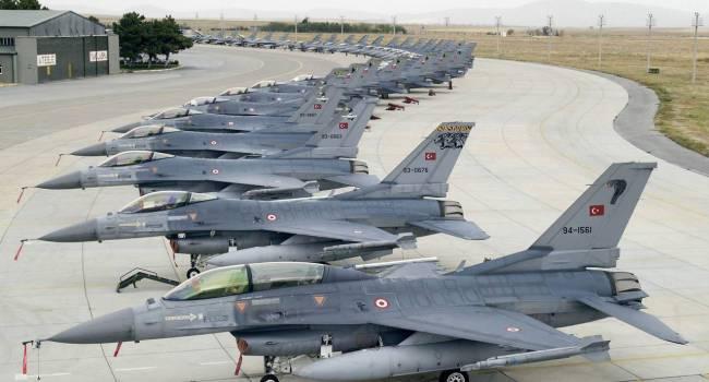 F-16 ВВС Турции появились в Азербайджане: Алиев прокомментировал ситуацию
