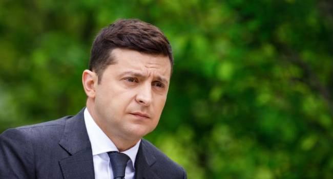 Политолог: Зеленский продемонстрировал на всеукраинском уровне избирателям «лидерскую позицию»