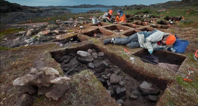 В Норвегии археологи обнаружили руины храма викингов