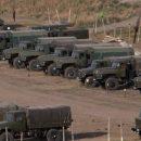 «В Карабахе будет еще горячее»: Россия направила в помощь Армении целую колонну военной техники