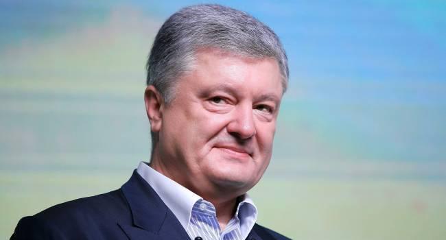 «Третий раз самый грандиозный политический обман в истории страны не пройдет»: Порошенко заявил, что опрос Зеленского - это предложение сыграть в наперстки
