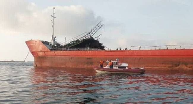 «От взрыва людей разорвало на части. Найдены останки»: Следком РФ прокомментировал инцидент с российским танкером в Азовском море