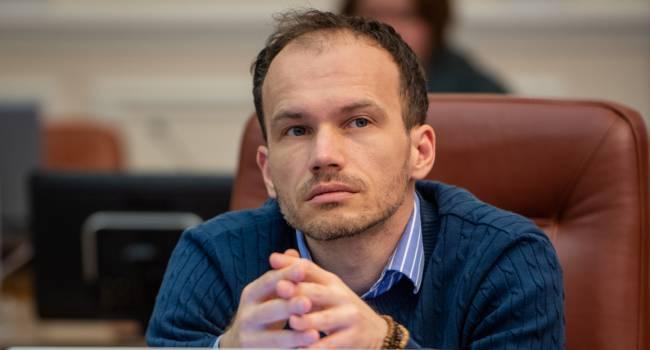 Малюська заявил о фальсификации данных о рождаемости и смертности на Донбассе