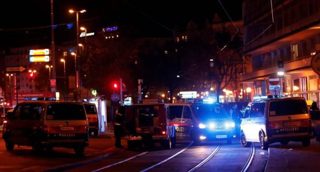 Трагедия в Австрии: В результате стрельбы в центре Вены погибли минимум 7 человек – СМИ