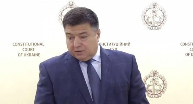 Данилов – главе КСУ: «Ростов не резиновый, и не удастся перевезти через кордон собственное имение»
