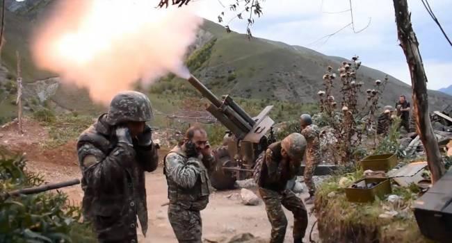 Войска Алиева перерезали главную транспортную артерию Армении к Нагорному Карабаху