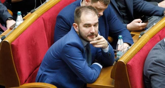 «Такой непорядочный человек не может пользоваться статусом народного депутата»: Юрченко написал на Лероса заявление в Офис генпрокурора