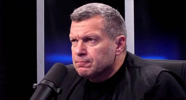 «Обострится ситуация на Донбассе, возможна попытка Украины решить вопрос военным способом»: Яковенко обратил внимание, как Соловьев пугает Россиян президентством Байдена