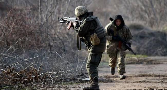 Агрессия России на Донбассе: В пресс-центре штаба ООС рассказали о ситуации на фронте
