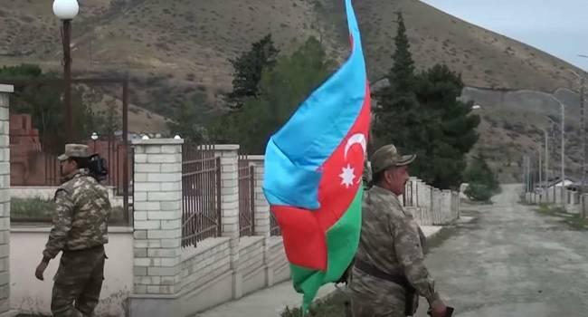 Ветеран АТО: до этого Хорватия, а сейчас Азербайджан продемонстрировали всему миру, что такое воля к победе, а не к поиску мира в глазах оккупанта