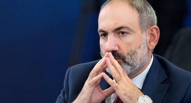 «Политический труп»: В Армении политические силы добиваются немедленной отставки Пашиняна