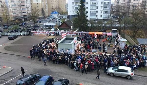 Жесткий разгон и массовые задержания: что происходит на протестах в Минске