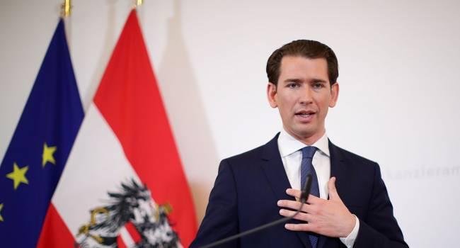 В ближайшее время Австрия проведет массовое тестирование населения – Курц