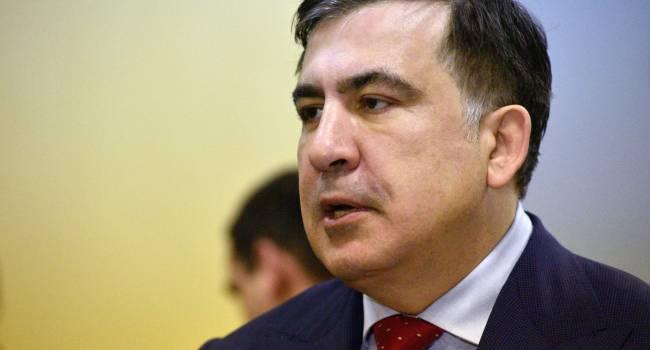 «Импотенция правительства проецируется на бедных предпринимателей»: Саакашвили раскритиковал карантин выходного дня