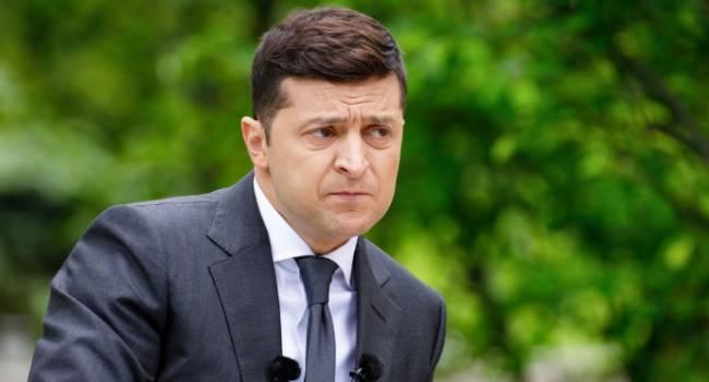 Ветеран АТО: Зеленский продолжает озвучивать методички Коломойского-Портнова, будто не президент, а прима «Квартала 95»