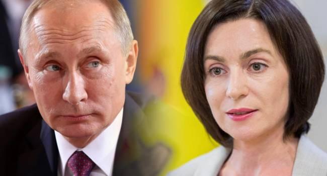 Когда выяснится, что Санду не собирается продолжать политику Додона, Путин начнет бороться с молдавским вином - Портников