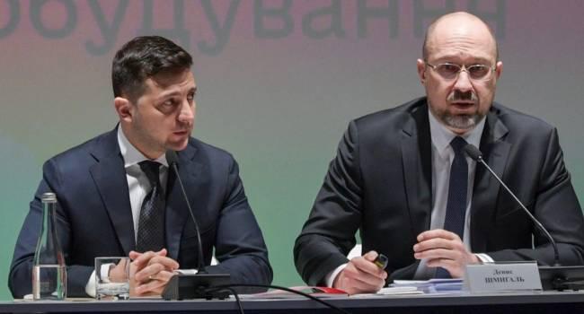 Ветеран АТО: Порошенко передал Зеленскому страну с 4,5% ростом экономики, 132 млрд в казне, теперь же минус 11% ВВП и 200 млрд дефицита
