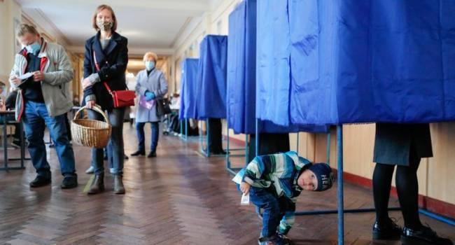 Вот и наголосовали: большинство украинцев теперь смело может заявлять, что они эту власть не выбирали
