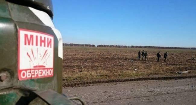 «Минирование на Донбассе»: ВСУ сорвали коварную попытку войск РФ «засеять поля»