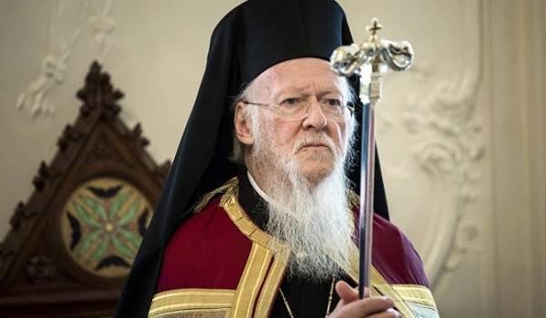 Патриарх Варфоломей официально подтвердил, что собирается посетить Украину в 2021 году