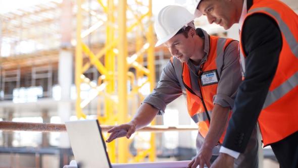 Надежная компания в сфере строительства
