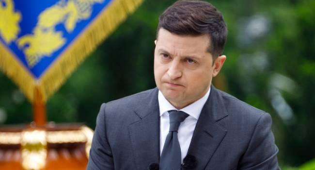 Журналист: Владимир Зеленский постоянно врет. Особенно паршиво выглядит, когда во всех своих бедах он винит Петра Порошенко