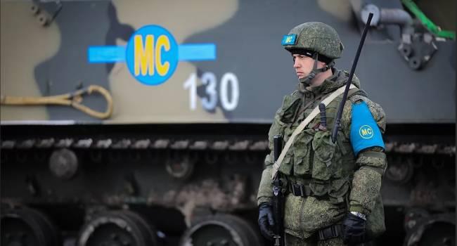 Эскалация в Карабахе: В Минобороны РФ заявили, что все спокойно
