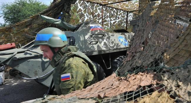 «Там полная осада. Ситуация кризисная»: Пашинян заявил об окружении миротворцев РФ в Нагорном Карабахе