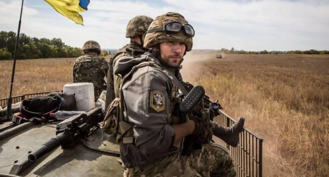 Обстрелы на Донбассе: Наемники пошли в бой под Водяным и у Шумов