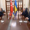 «Тотальная поддержка!»: Украина и Турция провели в Киеве заседание в формате «Квадрига»